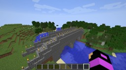 Stone Bridge Minecraft Project