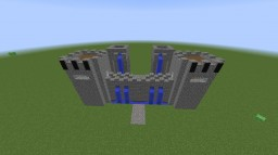 DoubleTowerFortress Minecraft Project