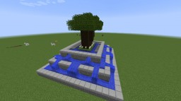 Mini Air Garden Minecraft Project