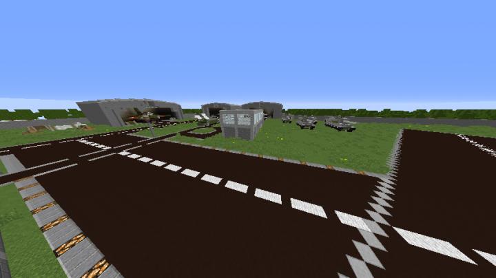 Spawn Airfield Exterior