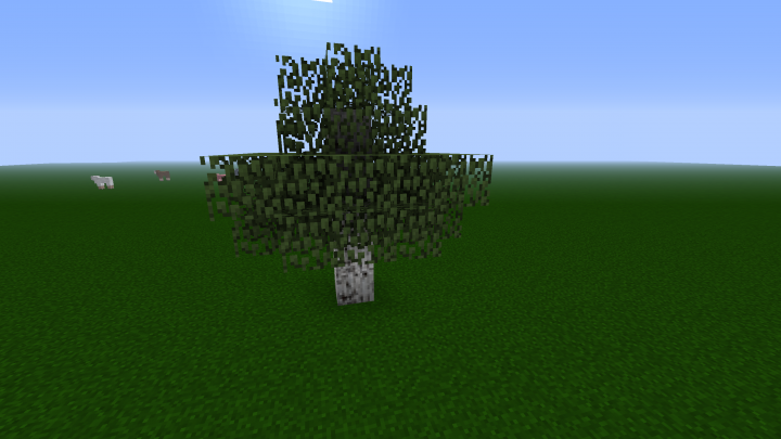 New Tree 3 Birch Improved