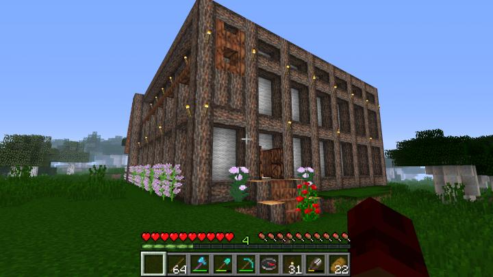 Make unique houses!