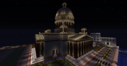 Saint Isaac's Cathedral Minecraft Map & Project