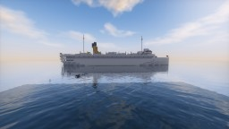 SS Keewatin (1960s) Minecraft Map & Project