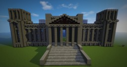 The Reichstag Minecraft Project