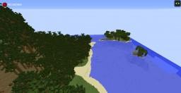 Tropicalislandchallenge Minecraft Map & Project