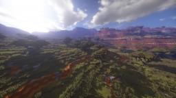 4Kx4K Custom terrain for my server