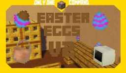 Easter Special | Easter Eggs V2 | Command Block Creation Minecraft Map & Project