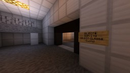 SCP Containment Breach Map Minecraft Project