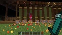 Mob Arena(With Custom Mobs) Minecraft Project