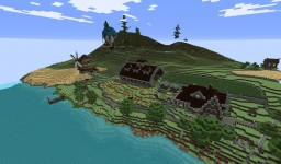 Farm House S.C. Minecraft Map & Project