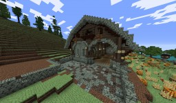 Windymill's Farm-barn SC Minecraft Map & Project