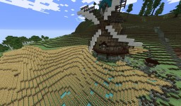 WindyMill farm-Windmill SC Minecraft Map & Project