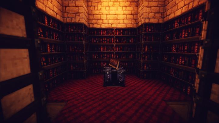 A Secret Room - Trilitons Shaders