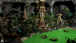 AORAH Minecraft Map & Project