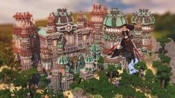 Zeffari - Buraito Aizu | MCBCON 2017 Project by Viernas Minecraft Map & Project