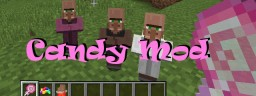 [1.12.2] Candy Mod (Lollipops, jellybeans, chocolatebars, cotton candy and more) Minecraft Mod