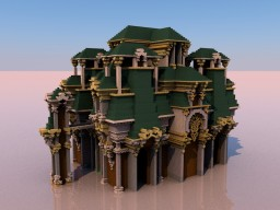 Palace of teh Meow Minecraft Map & Project