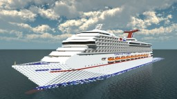 Carnival Triumph! [1-1 Scale Replica] [Full Interior] ~ Download!