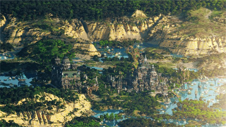 Overview render by Darastlix