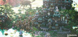 The Insurrection Minecraft Map & Project