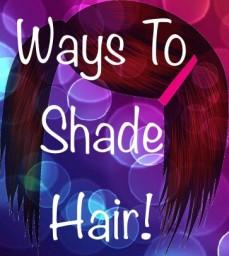 Ways to shade hair! Minecraft Blog