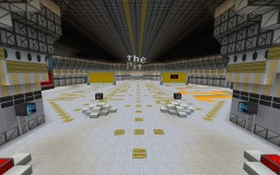 The Pit Hypixel lobby Minecraft Map & Project