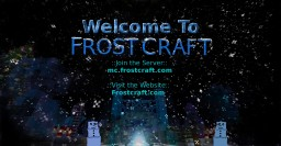 >>FrostCraft [Magic] [Levels] [Quests] [Professions] {Custom Plugin}