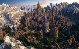 Iscariot - Fantasy City Minecraft Map & Project