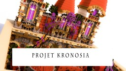 Projet Kronosia Minecraft Project