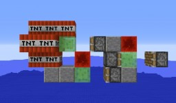 Missile minecraft (schematic) Minecraft