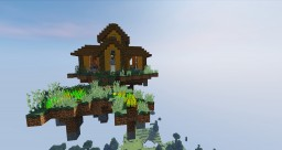 Floating Fun Minecraft Map & Project