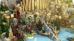 Asgard || McBcon project Minecraft Map & Project