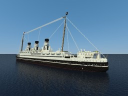 RMS Lancaster 1920 Minecraft Project