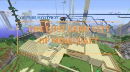 The Lost Sand City Minecraft Map & Project