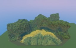 Simple terrain Minecraft Map & Project