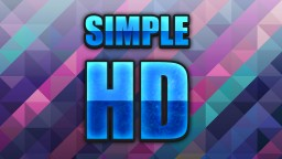 Simple HD Minecraft Texture Pack