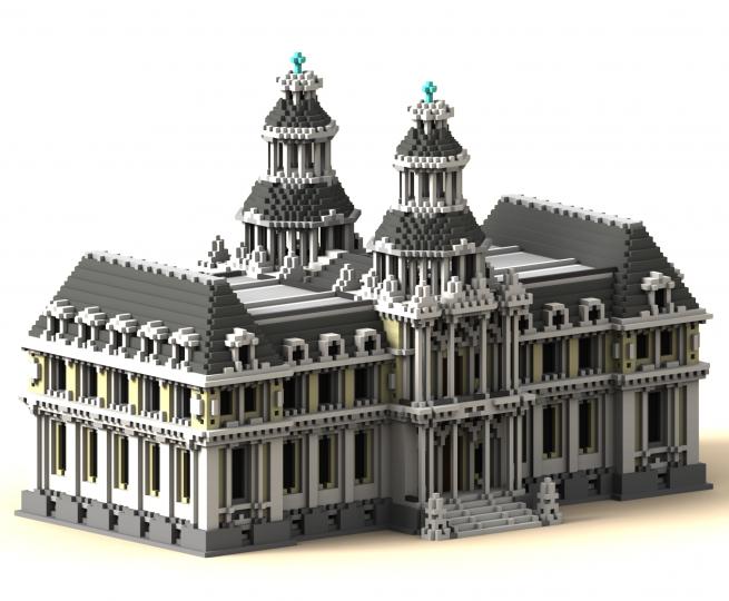 Portam Citadel Minecraft Project