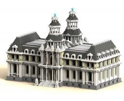 Portam Citadel Minecraft
