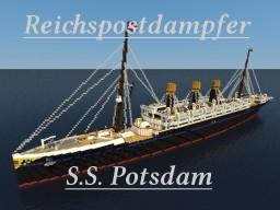 SS Potsdam (1896) by Drash2005 Minecraft Project