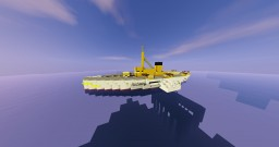 Torpedo Boat Minecraft Project
