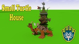 Small Turtle House Minecraft Map & Project