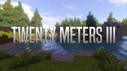 Twenty Meters 3 : Twin Jump Minecraft Map & Project
