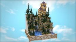 Cliffs of Idura - Big Plot Minecraft Project