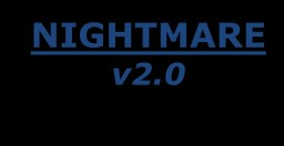 Nightmare v2.0 Minecraft Map & Project
