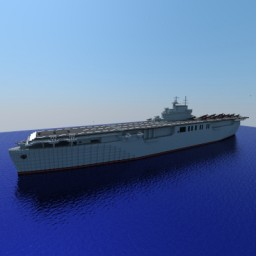 USS Enterprise Minecraft