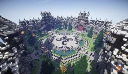 Server HUB by PixelArts [DOWNLOAD] Minecraft Project