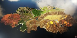 The Sacred Isle | 7 biomes By _Killerack_