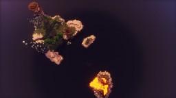 Hermit's Isle Minecraft Map & Project