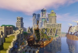 LOST CITY Minecraft Project